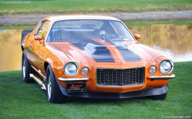1973 Chevrolet Camaro | conceptcarz com