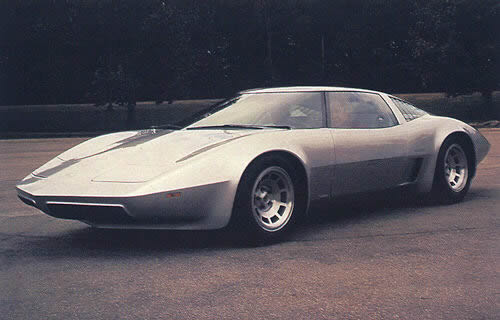 1973 Chevrolet Aerovette Concept Image Photo 3 Of 7