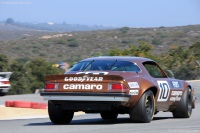 1974 Chevrolet Camaro IROC Race Car