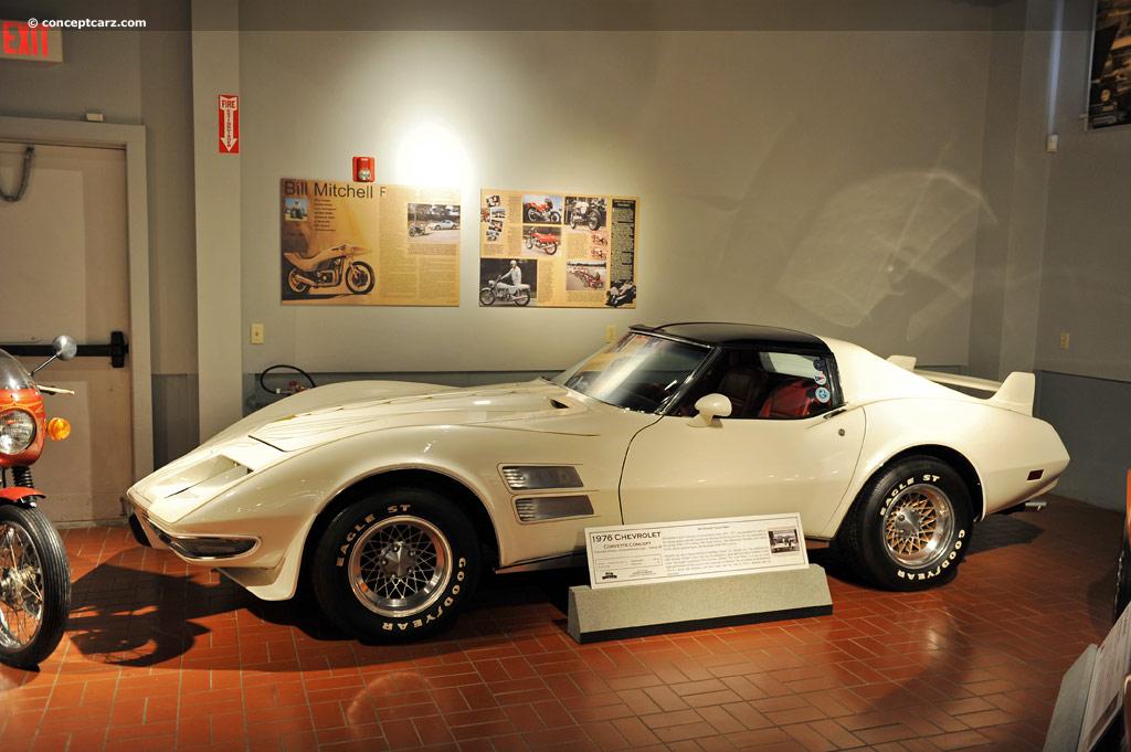 1975 Corvette Specs >> 1976 Chevrolet Corvette Concept History, Pictures, Sales Value, Research and News