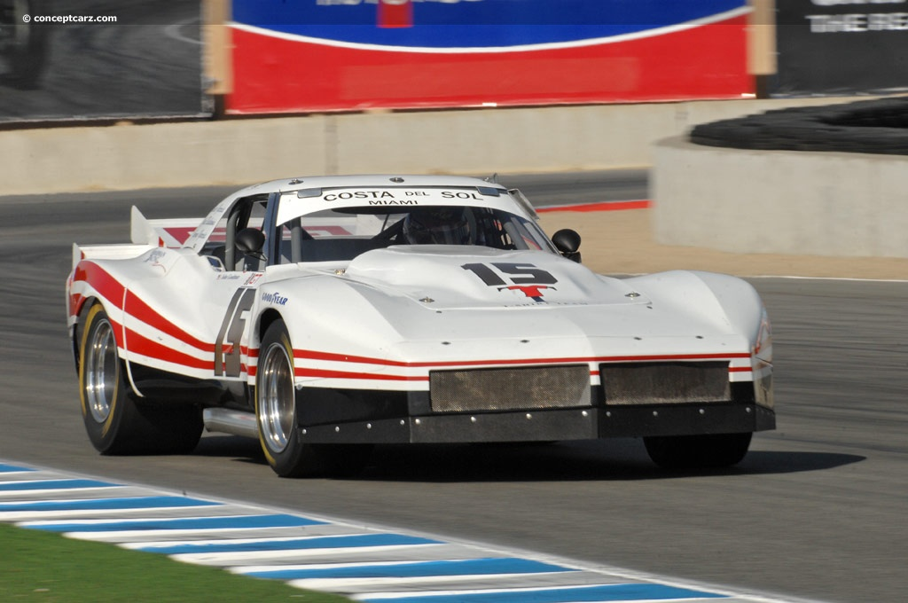 1976 Chevrolet Corvette Widebody