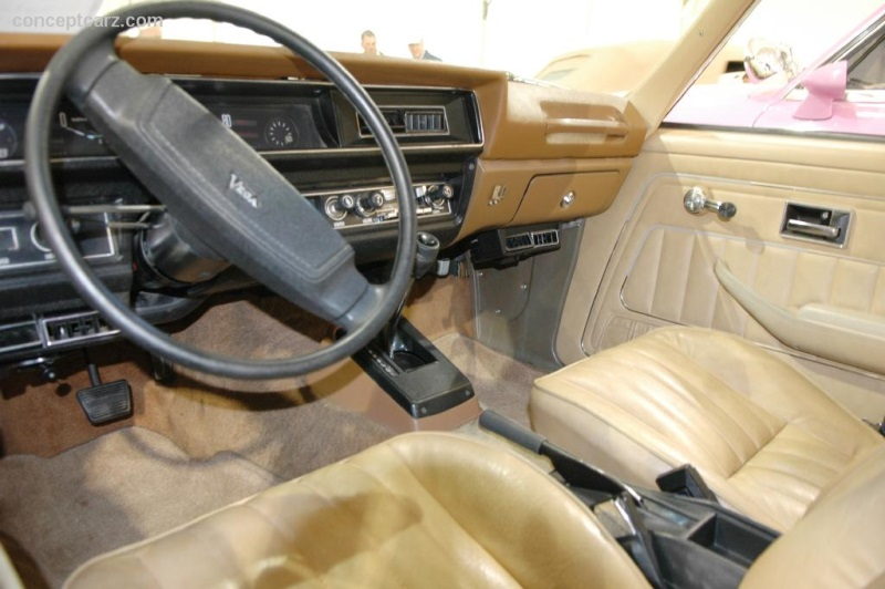 1976 Chevrolet Vega Kammback Estate Wagon