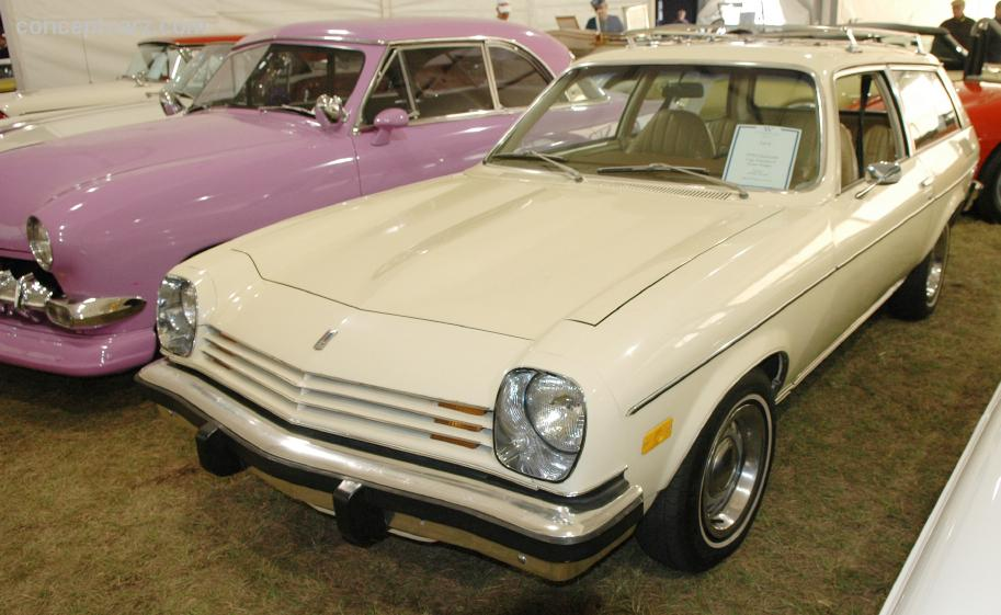 Chevy 1971 Truck >> 1976 Chevrolet Vega Kammback Estate Wagon History, Pictures, Value, Auction Sales, Research and News