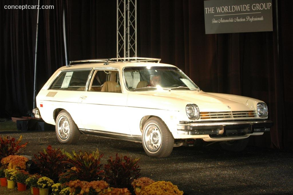 Auction Results and Sales Data for 1976 Chevrolet Vega Kammback ...