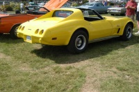 1976 Chevrolet Corvette C3 image.