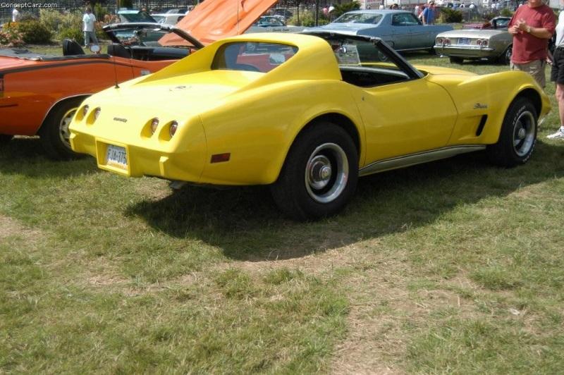 1976 Chevrolet Corvette C3