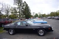 1977 Chevrolet Camaro.  Chassis number 1Q87L7N548710