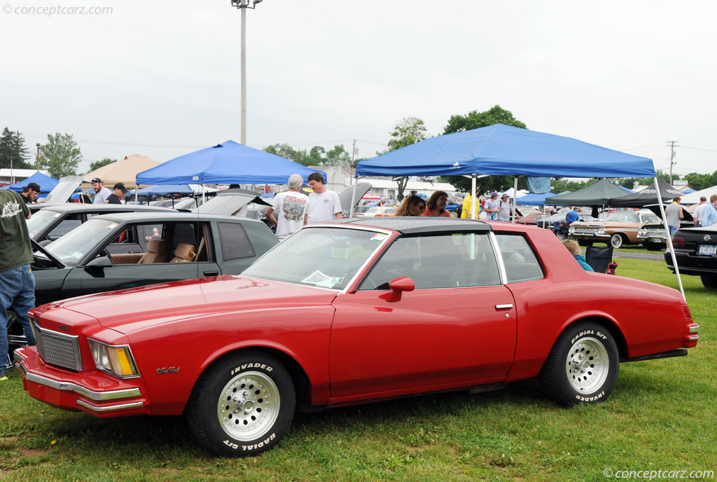 1978 Chevrolet Monte Carlo Image Photo 1 Of 5