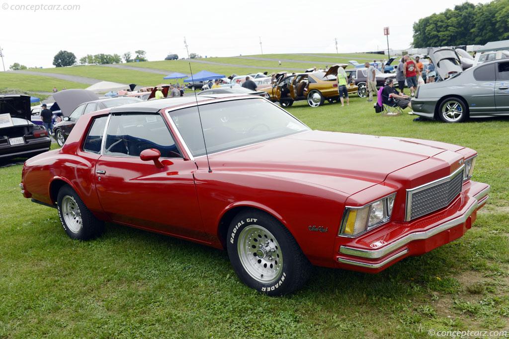 1978 Chevrolet Monte Carlo Conceptcarz Com