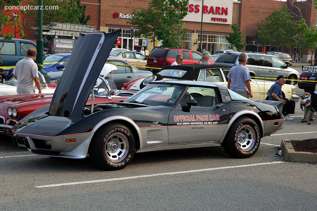 Auction Results And Sales Data For 1978 Chevrolet Corvette