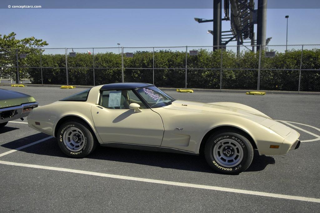 Reproduction Corvette Body >> 1979 Chevrolet Corvette C3 Image. Chassis number 1Z8749S431991. Photo 10 of 11
