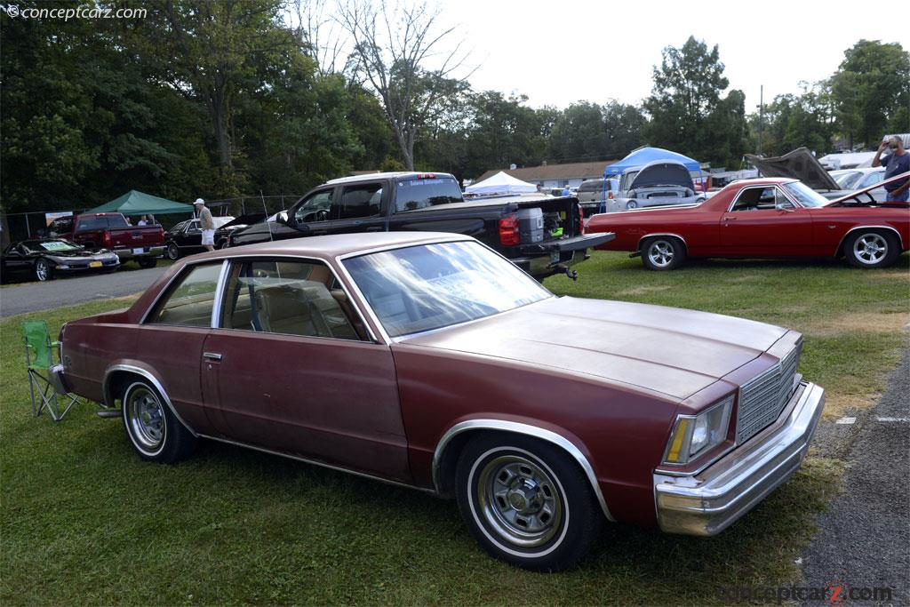 auction results and sales data for 1979 chevrolet malibu. Black Bedroom Furniture Sets. Home Design Ideas