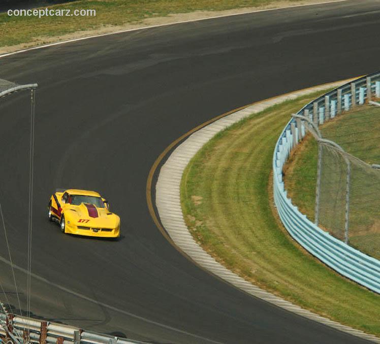 Group 9 - IMSA Historic GT Series
