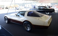 1981 Chevrolet Corvette C3.  Chassis number 1G1AY8766B5100074