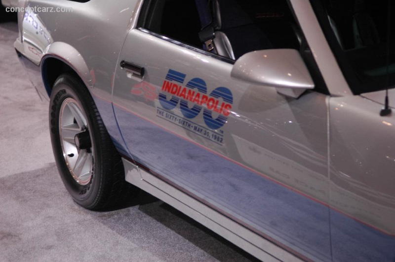 1982 Chevrolet Camaro