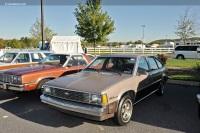 1983 Chevrolet Citation image.