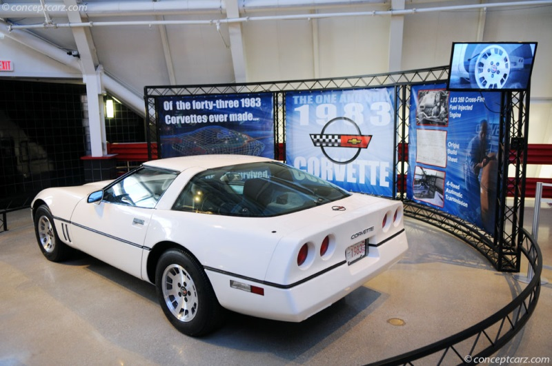 1983 Chevrolet Corvette C4 | conceptcarz com