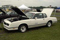 1984 Chevrolet Monte Carlo image.
