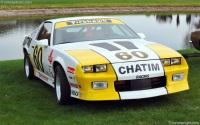 1985 Chevrolet Camaro Firestone Firehawk Series image.