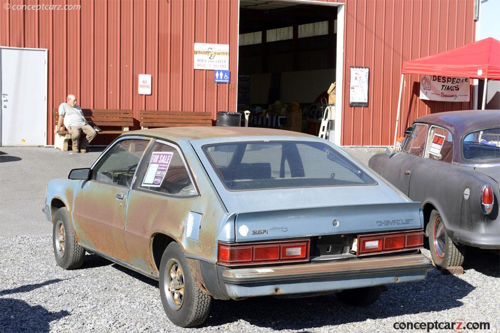 1985 Chevrolet Citation II