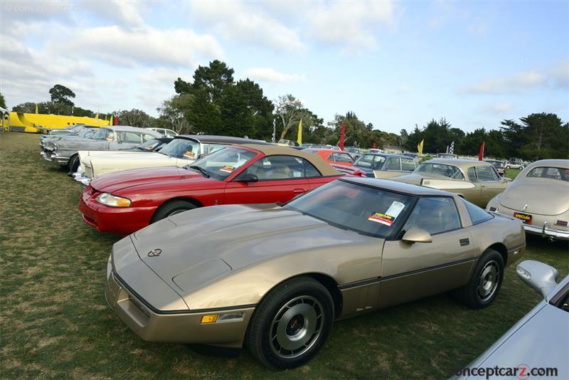 1985 Chevrolet Corvette C4 | conceptcarz com