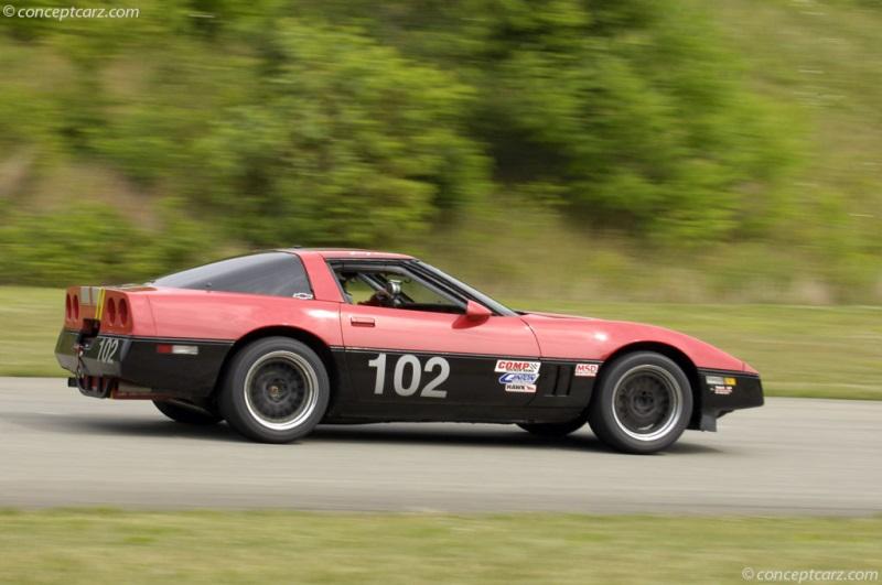 1985 Chevrolet Corvette C4   conceptcarz com