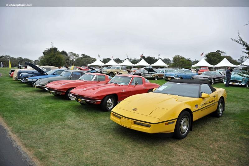 1986 Chevrolet Corvette C4 | conceptcarz com