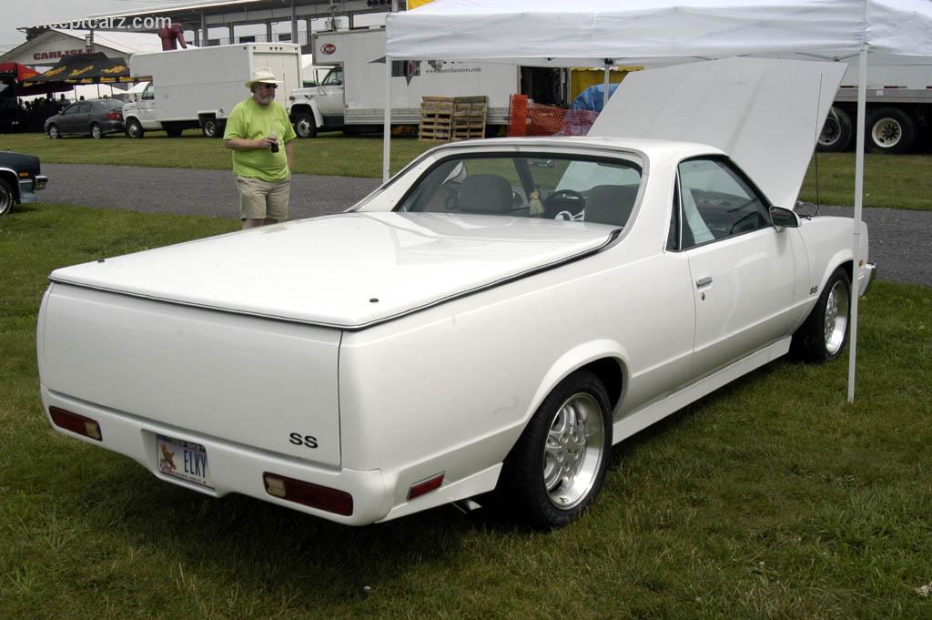 1986 Chevrolet El Camino Image Https Www Conceptcarz