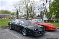 1986 Chevrolet Camaro.  Chassis number 1G1FP87F2GN103098