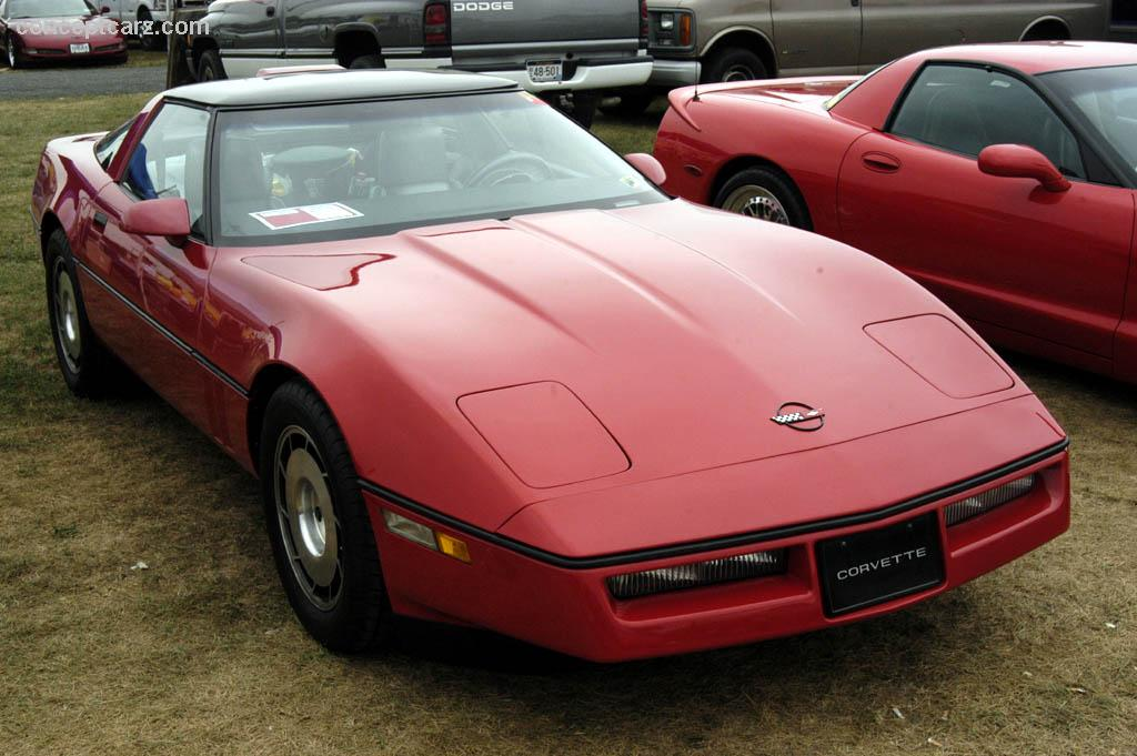 Auction Results And Data For 1986 Chevrolet Corvette C4