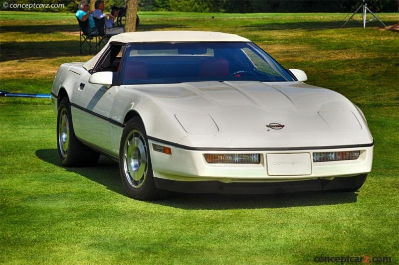 1987 Chevrolet Corvette C4 | conceptcarz com