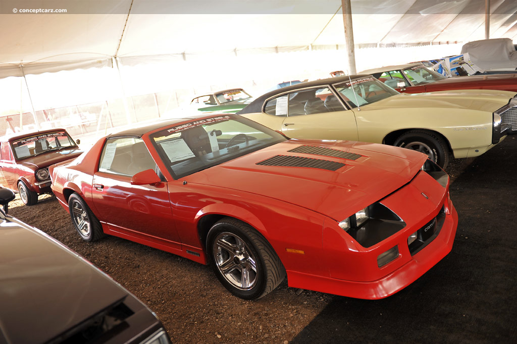 Camaro Iroc Z 2018 >> 1987 Chevrolet Camaro Image. Chassis number 1G1FP218XHL125077. Photo 20 of 24
