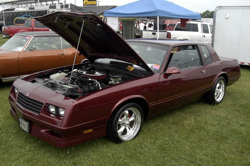 1987 Chevrolet Monte Carlo History Pictures Value Auction Sales Research And News