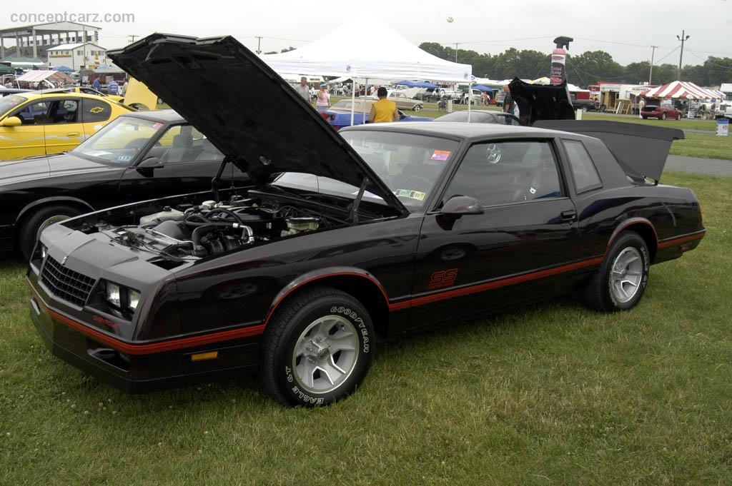 Chevy Monte Carlo Ss Gmn Ac