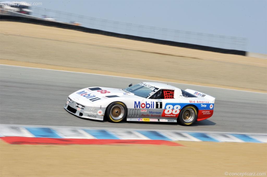 1984 C4 Corvette >> 1988 Chevrolet Corvette C4 History, Pictures, Value, Auction Sales, Research and News
