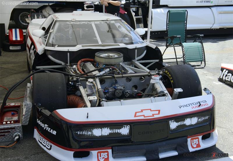 1988 Chevrolet Corvette C4 Image  Chassis number 2 or 5