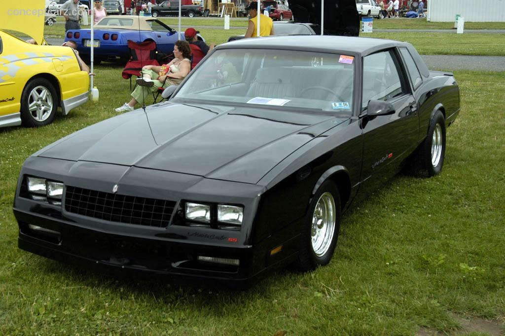 auction results and sales data for 1988 chevrolet monte carlo barrett jackson orange county. Black Bedroom Furniture Sets. Home Design Ideas