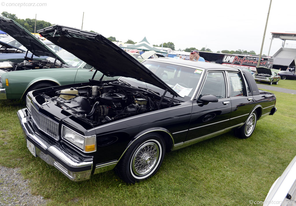 Auction Results And Data For 1989 Chevrolet Caprice