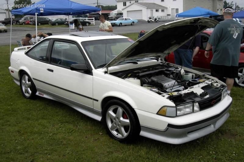 1989 Chevrolet Cavalier Conceptcarz Com