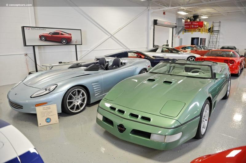 1991 Callaway Corvette Speedster