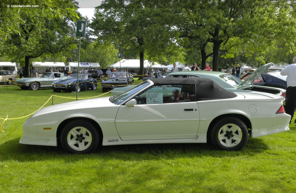 auction results and sales data for 1991 chevrolet camaro. Black Bedroom Furniture Sets. Home Design Ideas