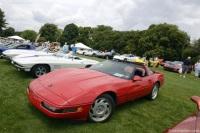 1991 Chevrolet Corvette C4.  Chassis number 1G1YY2386M5106009