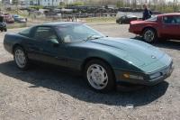 1992 Chevrolet Corvette C4 image.