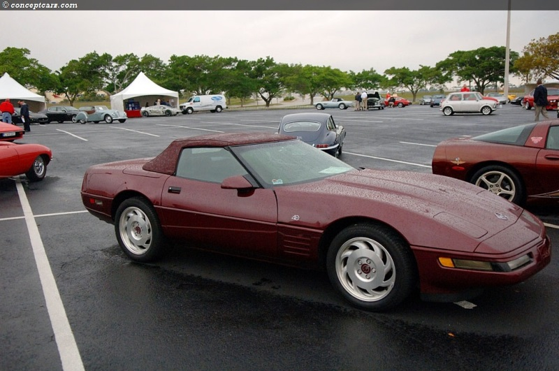 1993 Chevrolet Corvette C4 | conceptcarz com