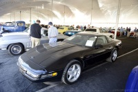 1995 Chevrolet Corvette C4.  Chassis number 1G1YZ22J7S5800433