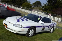 1995 Chevrolet Monte Carlo.  Chassis number 2G1WX12X659121221