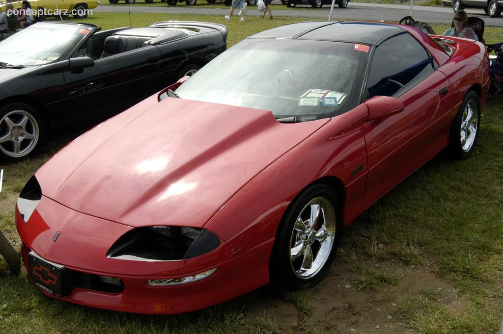 1995 Chevrolet Camaro History Pictures Value Auction