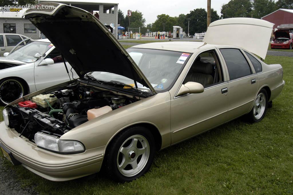 1995 Chevrolet Caprice Image. Photo 13 of 19