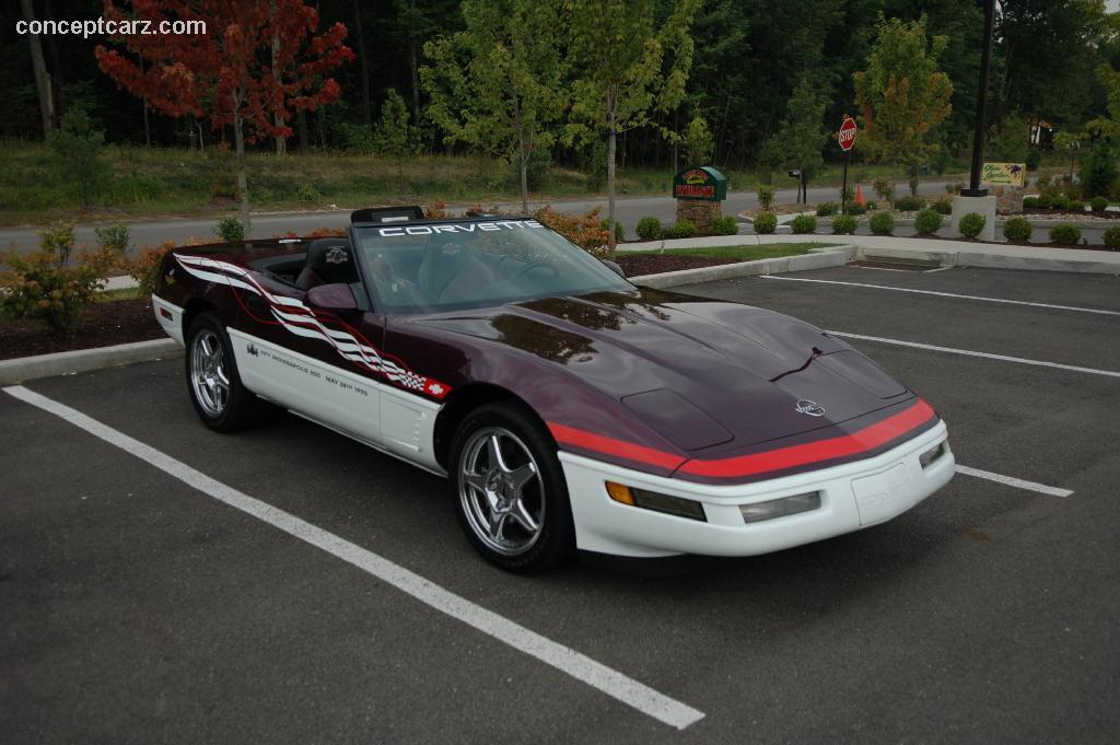 Auction Results And Data For 1995 Chevrolet Corvette C4