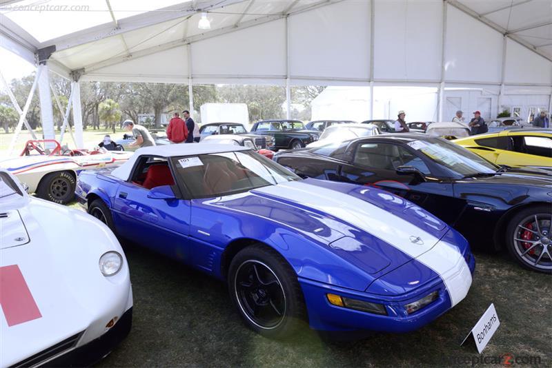 1996 Chevrolet Corvette Grand Sport Chassis 1G1YY3253T5600467